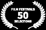 FILM FESTIVALS - 50 - SELECTIONS