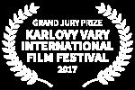 GRAND JURY PRIZE - KARLOVY VARY INTERNATIONAL FILM FESTIVAL - 2017