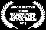 OFFICIAL SELECTION - 11mm INTERNATIONAL FOOTBALL FILM FESTIVAL BERLIN - 2019