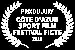 PRIX DU JURY - CTE DAZUR SPORT FILM FESTIVAL FICTS - 2019