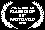OFFICIAL SELECTION - KLASSIEK OP HET AMSTELVELD - 2018-2