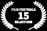 FILM FESTIVALS - 15 - SELECTIONS